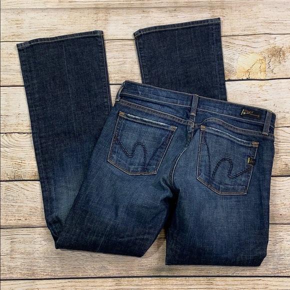 Citizens Of Humanity Denim - COH Dita Petite Bootcut Jeans 27